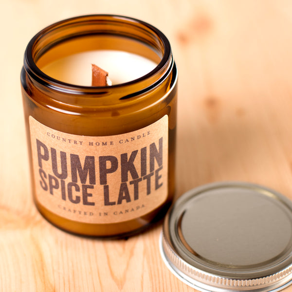 Pumpkin Spice Latte 7 oz