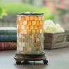 Candle Warmers Glass Illumination - Sea Glass