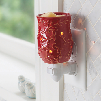 Candle Warmers Plug In - Cayenne