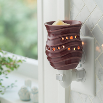 Candle Warmers Plug In - Royal Fig