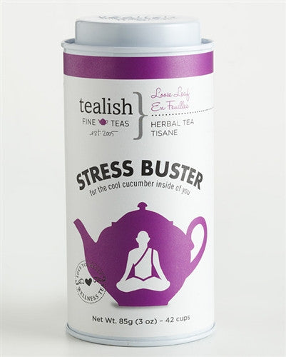 Stress Buster Tea - Loose Leaf Tin