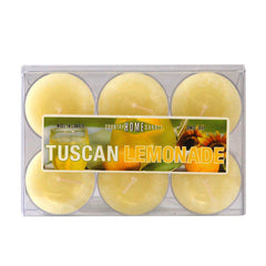 Tuscan Lemonade Tealights