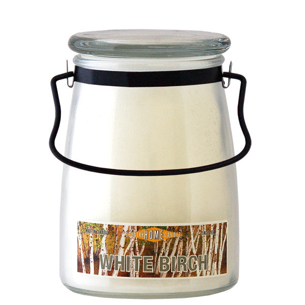 White Birch 22 oz Handle