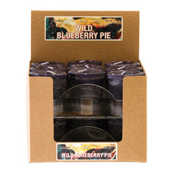Wild Blueberry Pie Votive Box