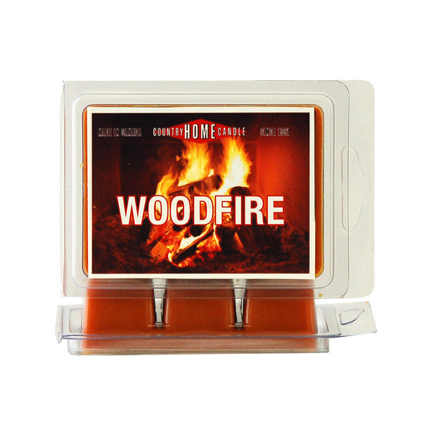 Woodfire Scent Squares