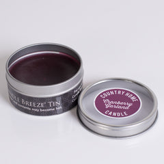 Cranberry Garland Candle Breeze Refill