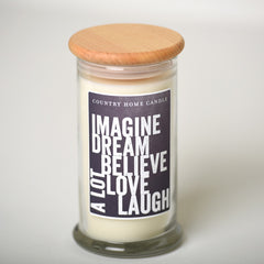 Dream - Inspired Life Candle