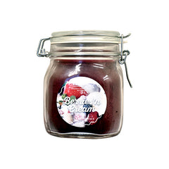 Berries n Cream Original Jar 2 wick Candle Country Home Candle