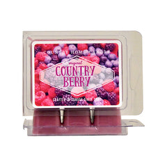 Country Berry Scent Squares