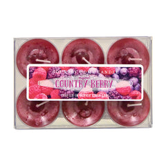 Country Berry Tealights