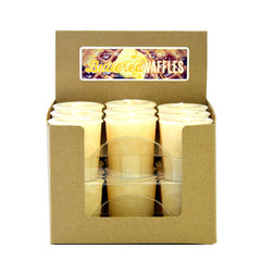 Buttered Waffles Votive Box