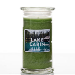 Lake Cabin 16 oz