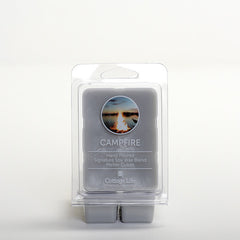 Campfire Scent Squares - Cottage Life Weekend Collection