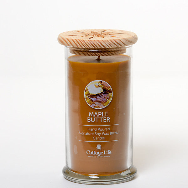 Maple Butter 16 oz - Cottage Life Weekend Collection