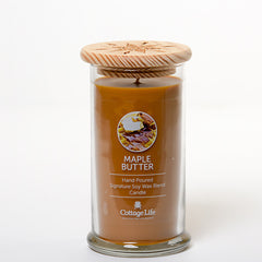 Maple Butter 16oz - Cottage Life Weekend Collection