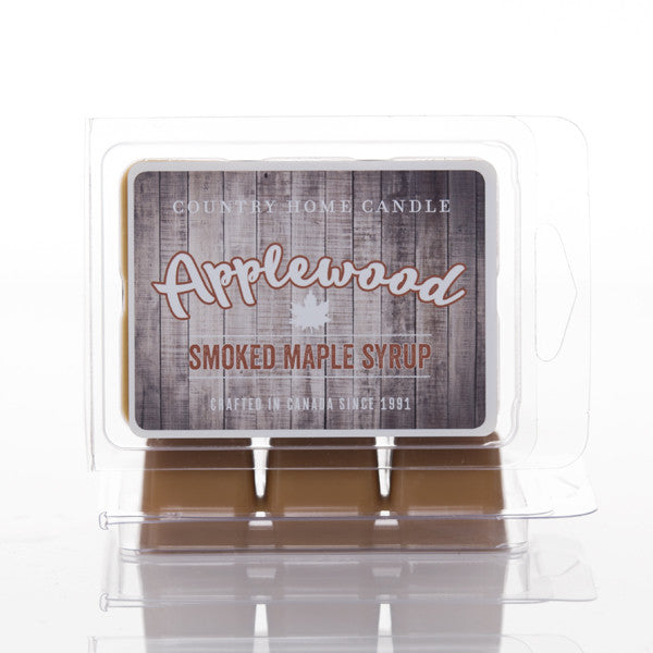 Applewood Smoked Maple Syrup Scent Squares