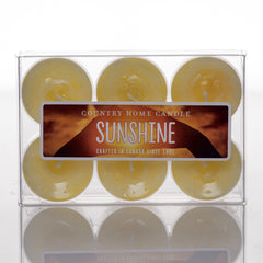 Sunshine Tealights