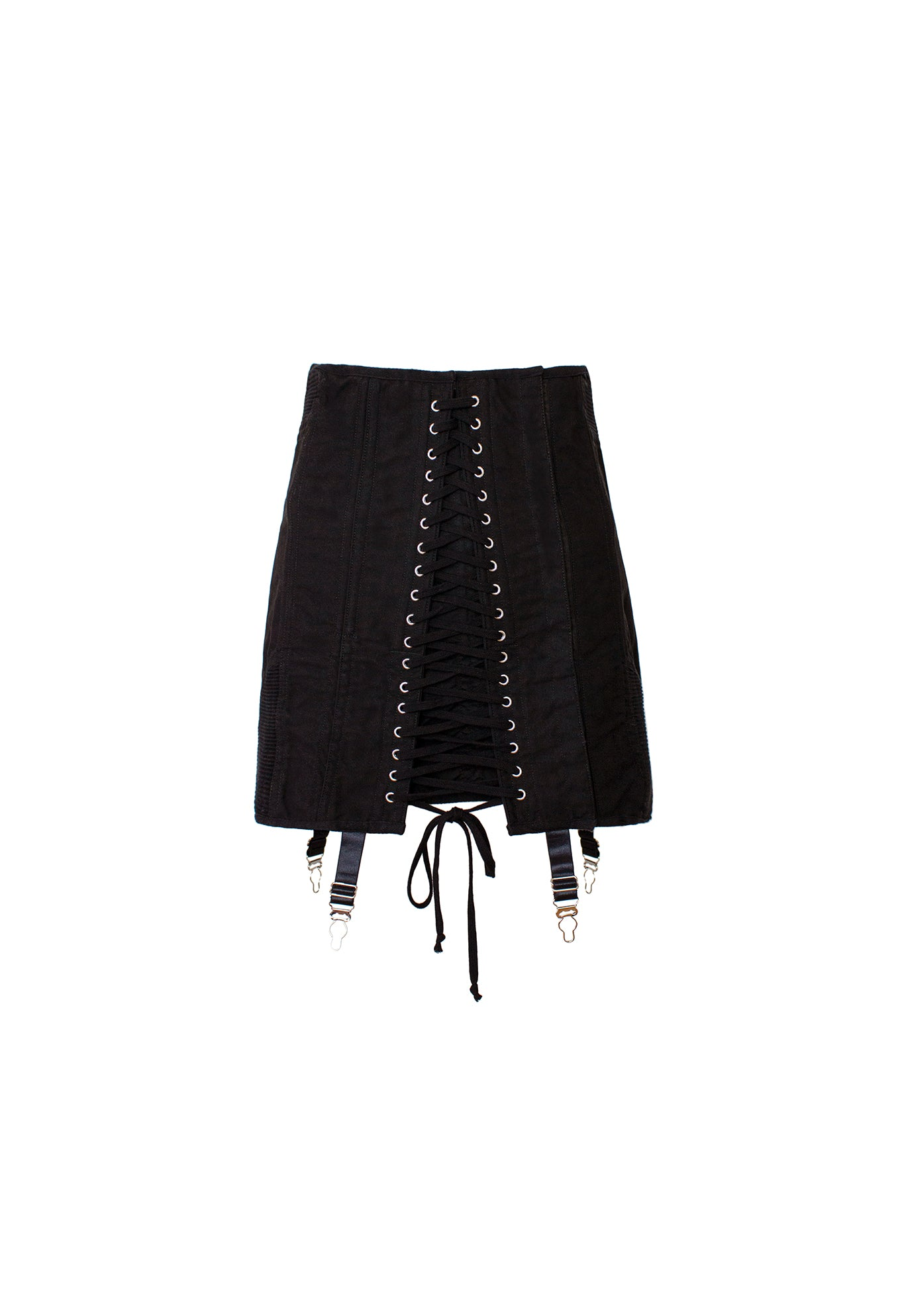 GAMINE SKIRT BLACK