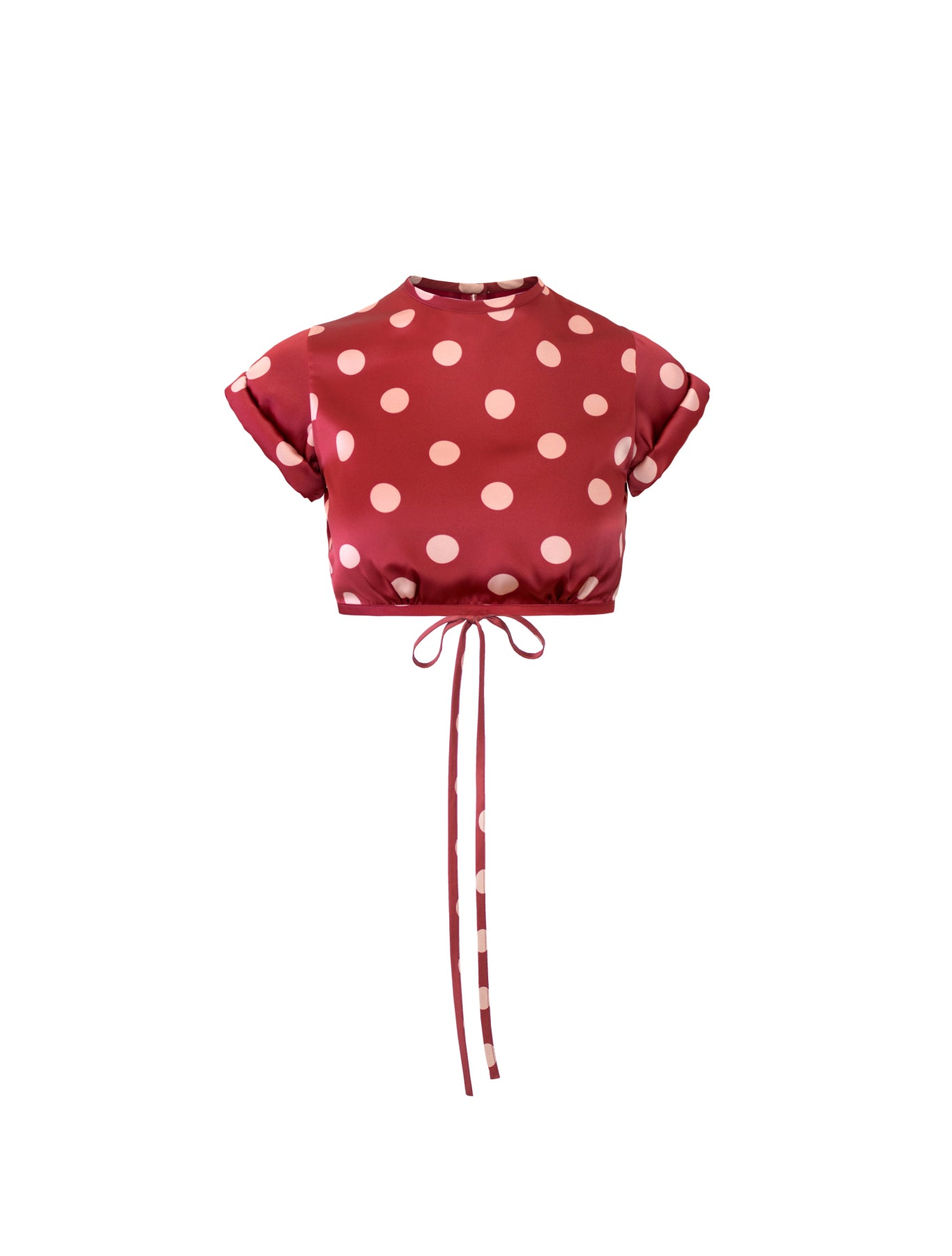 EXCLUSIVE LE CLUB POLKA DOT RED/PINK