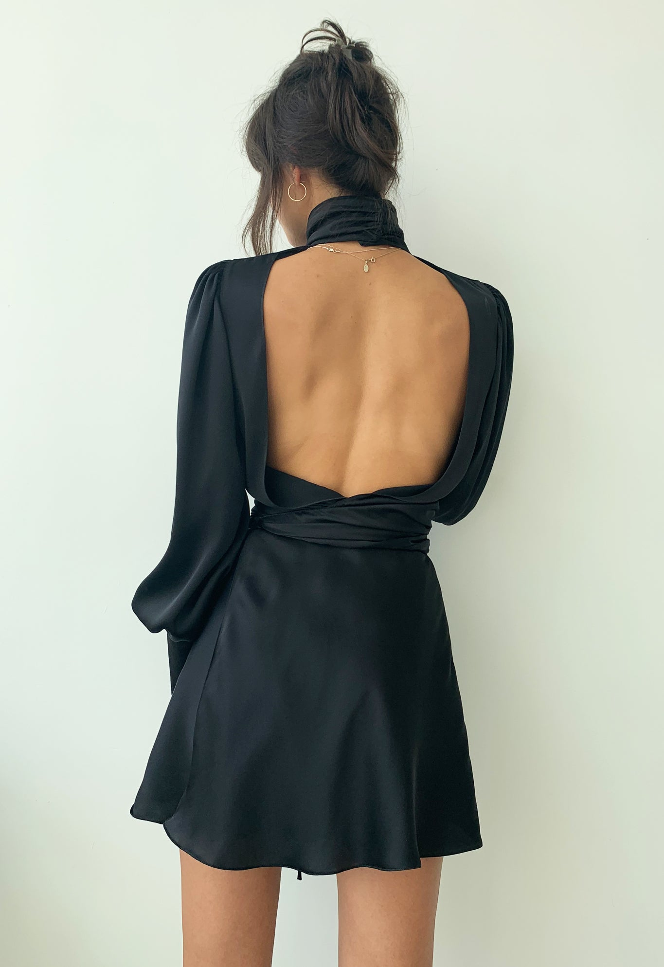 NIGHT OUT DRESS BLACK