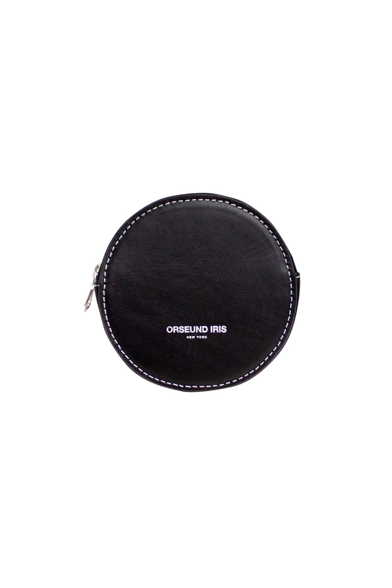 LEATHER CIRCLE WALLET