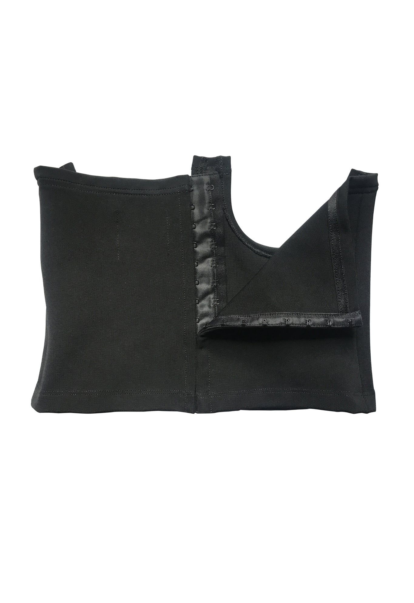 STRUCTURED CORSET BLACK