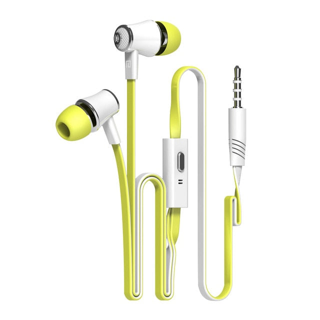 ASX3 In-ear Earphones Stereo Headphones Headsets Super Stereo Earbuds For iPhone for Samsung