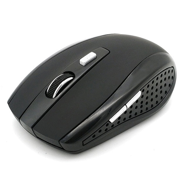 Professional Wireless Game Mouse with 2000 DPI Mini USB Receiver 10m Working Optical Mice