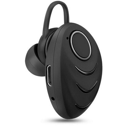 ABAY Mini A3 Wireless Bluetooth 4.0 Single Earphone HIFI Music Stereo Headset Portable in Ear with Mic for Work Driving Sports