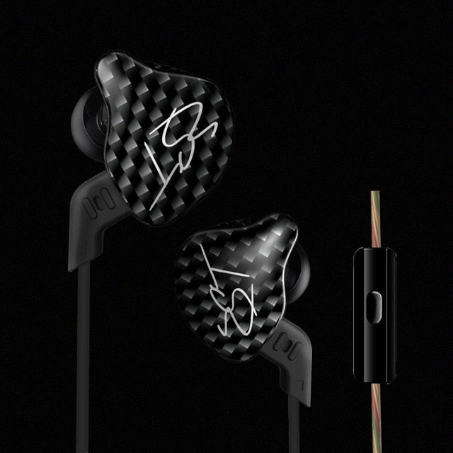 ASX6 AK Original KZ ZST Colorful BA+DD In Ear Earphone Hybrid Headset HIFI Bass Noise Cancelling Earbuds With Mic Replaced Cable ZSN