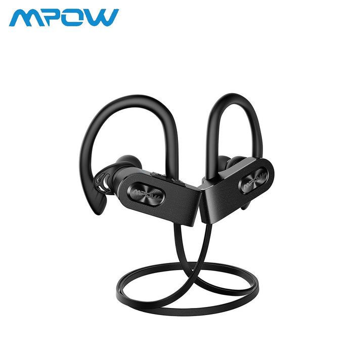 Mpow Flame2 Bluetooth Headphones with 13-Hr Playtime Bluetooth 5.0 Wireless Earbuds IPX7 Waterproof Sport Earphones for Xiaomi
