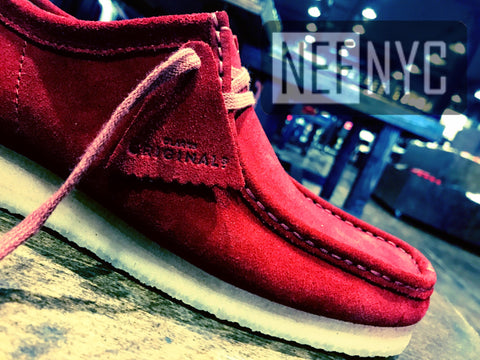 Red Wallabee