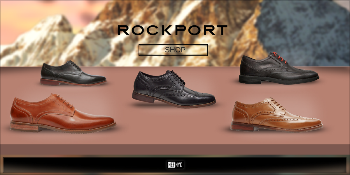 Rockport - New Edition Fashion - Shop - NEFNYC.com