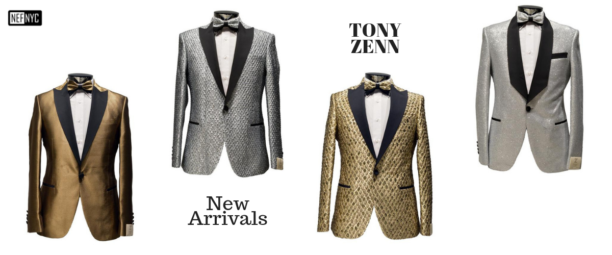 Tony Zenn - Mens - Shop - NEFNYC.com