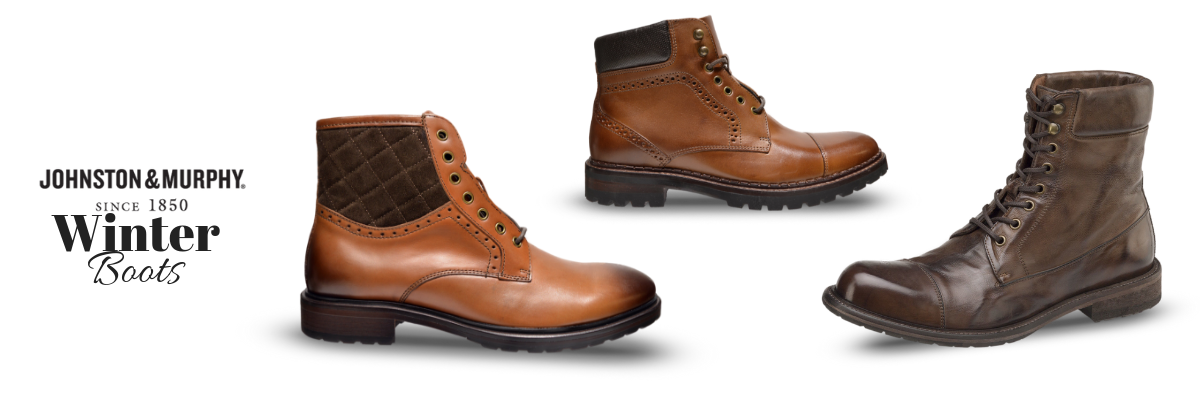 Johnston & Murphy - Boots - Shop - NEFNYC.com