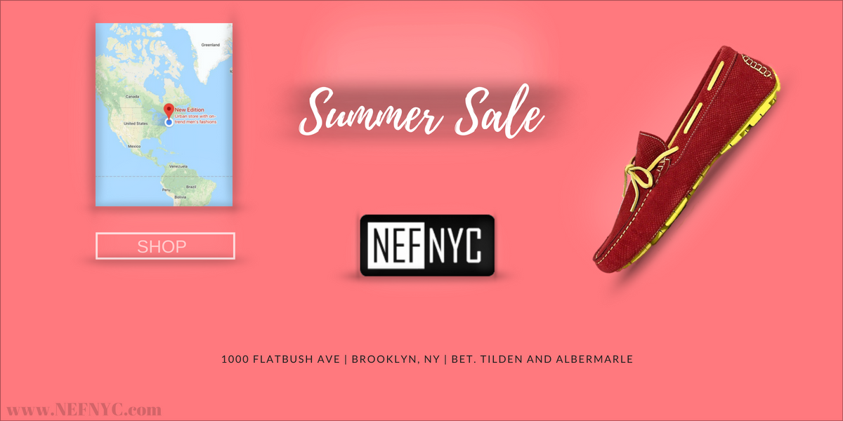 Summer - Sale - Shop - NEFNYC.com