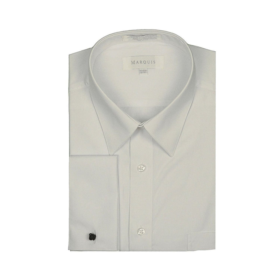 French Cuff Shirt - New Edition Fashion