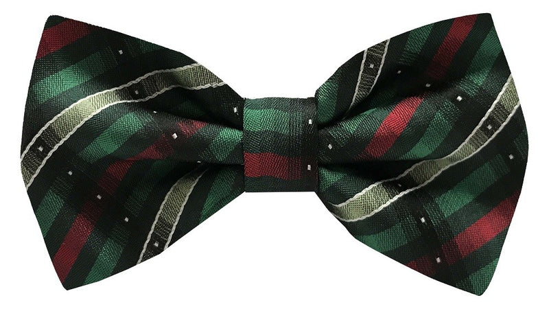 Brentley Patterned Bow Tie