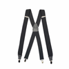 Patterned Clip X Suspenders