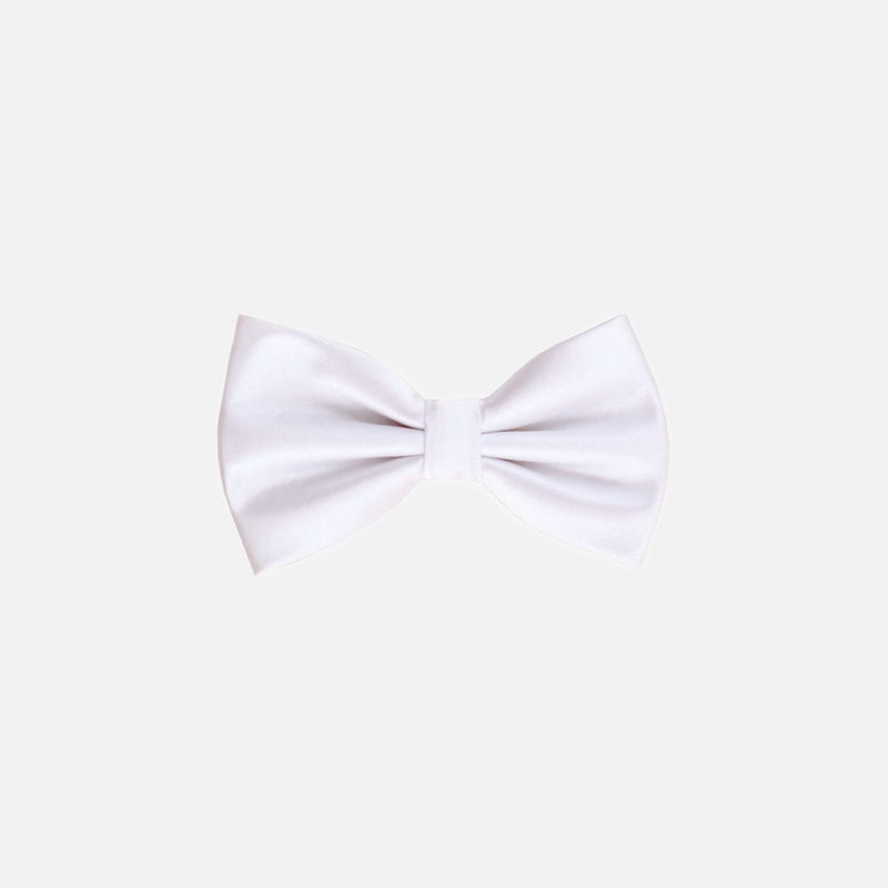 Ben Solid Bow Tie - New Edition Fashion