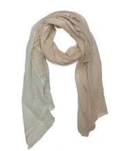 Load image into Gallery viewer, Gradient Scarf Peach