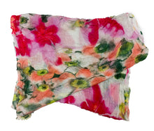 Load image into Gallery viewer, Cotton Floral Scarf