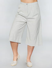 Load image into Gallery viewer, Culottes Light Grey