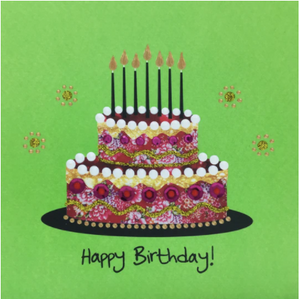 Happy Birthday Theme Card Pack H01
