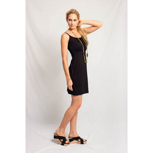 Cruz Dress Black