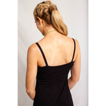 Load image into Gallery viewer, Cruz Dress Black