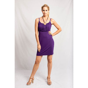 Cruz Dress Purple