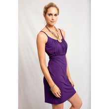 Load image into Gallery viewer, Cruz Dress Purple