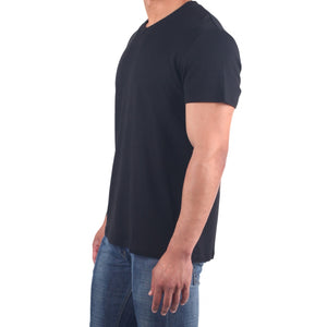 Men's V-Neck Black
