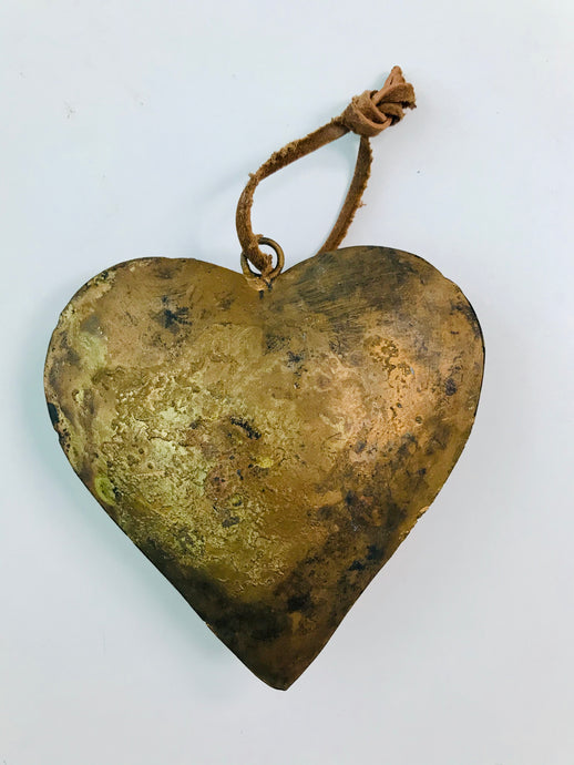 Metal Antique Heart FREE